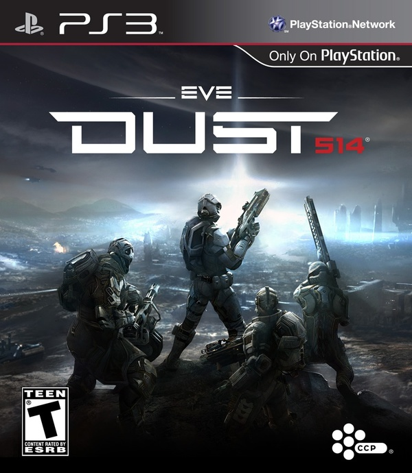 Cover zu Dust 514
