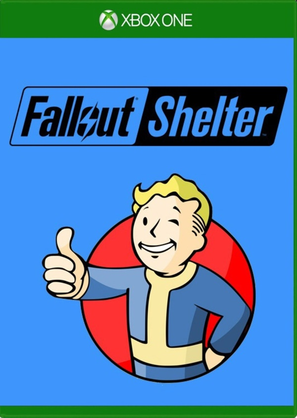 Cover zu Fallout Shelter