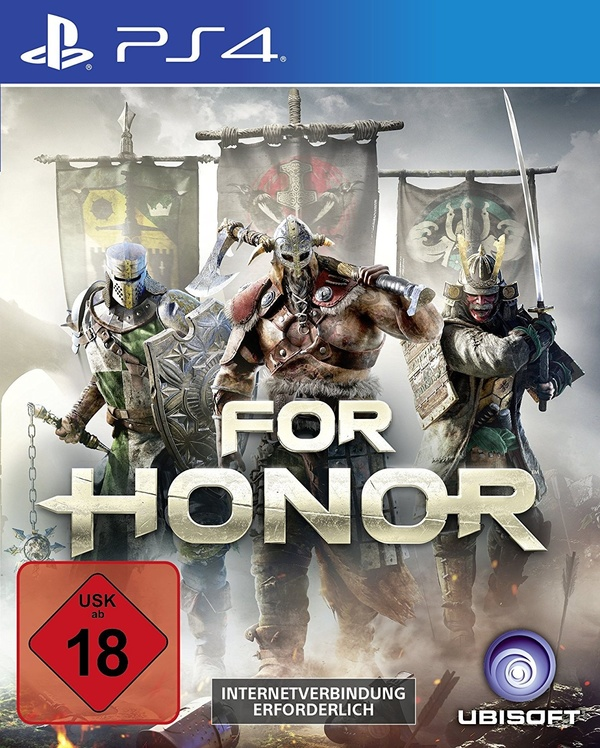 Cover zu For Honor
