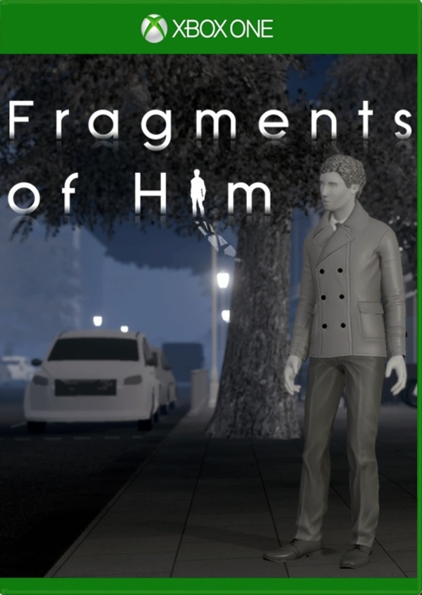 Cover zu Fragments of Him