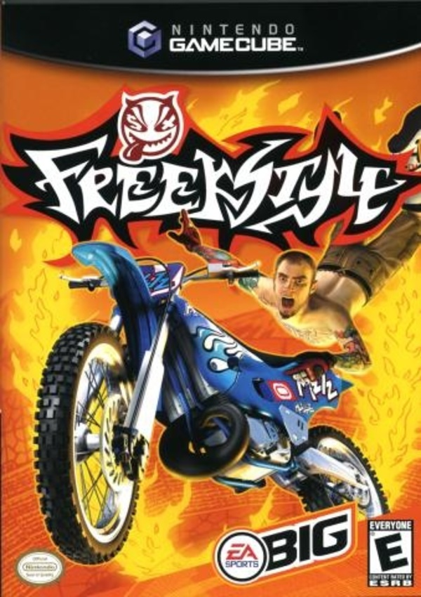 Cover zu Freekstyle