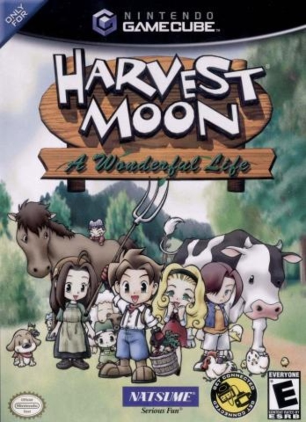 Cover zu Harvest Moon: A Wonderful Life