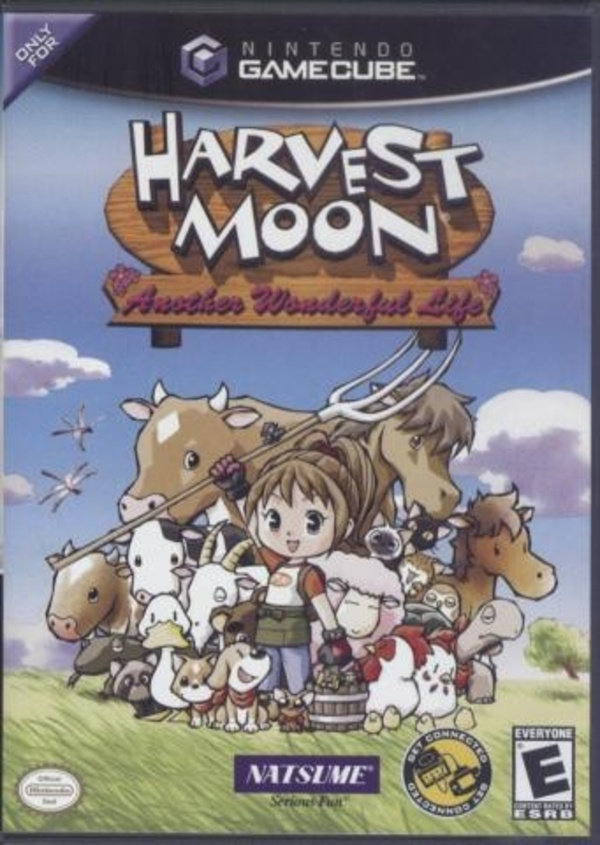 Cover zu Harvest Moon: Another Wonderful Life
