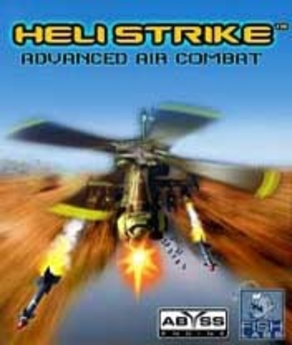 Cover zu Heli Strike 3D