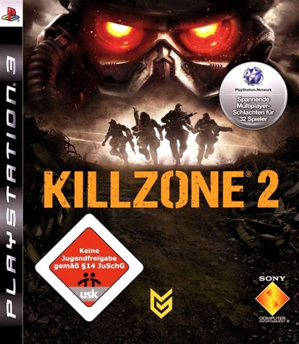 Cover zu Killzone 2