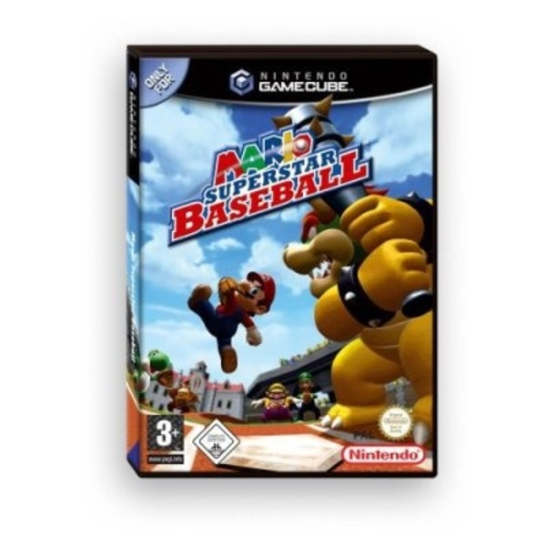 Cover zu Mario Superstar Baseball