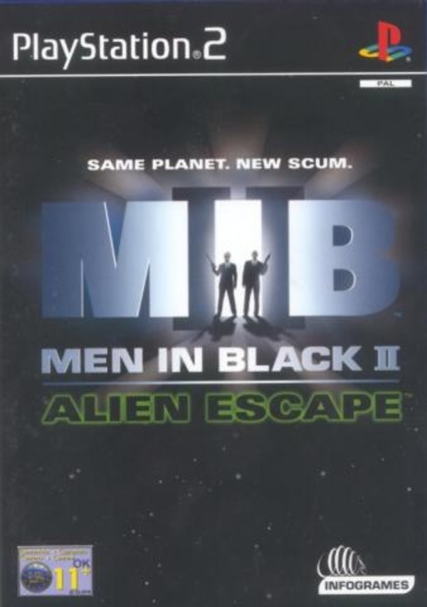 Cover zu Men in Black 2: Alien Escape