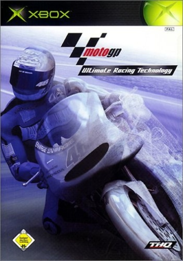 Cover zu Moto GP: Ultimate Racing Technology