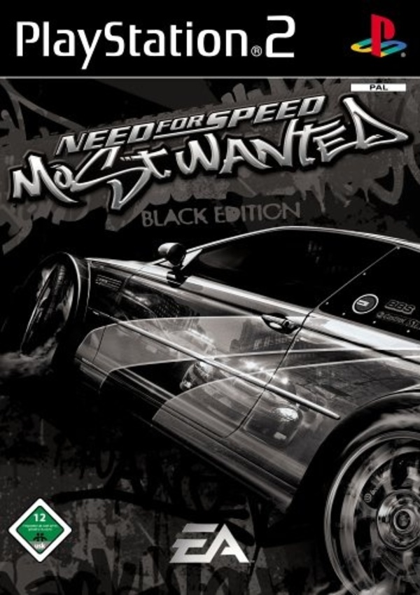 Cover zu Need for Speed Most Wanted: Black Edition