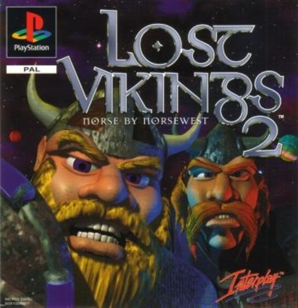 Cover zu The Return of the Lost Vikings
