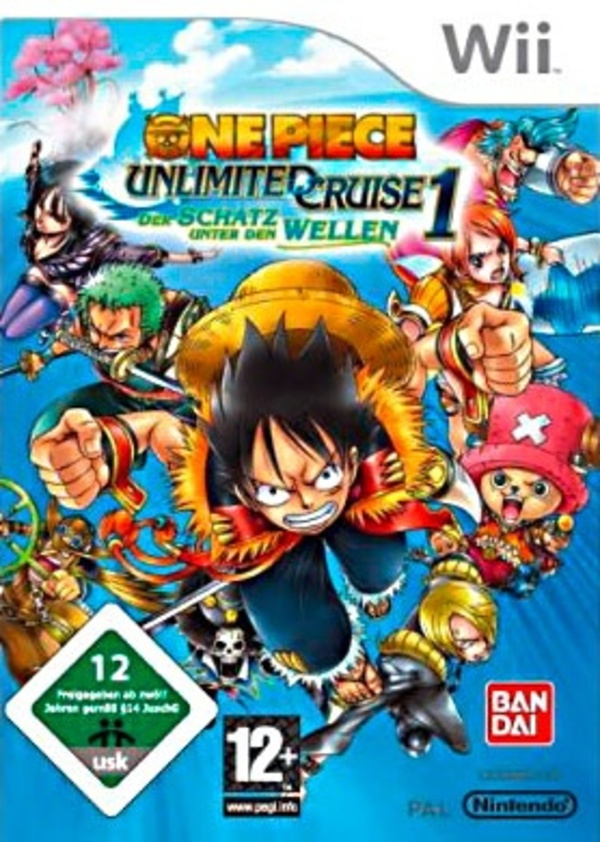 Cover zu One Piece Unlimited Cruise - Episode 1