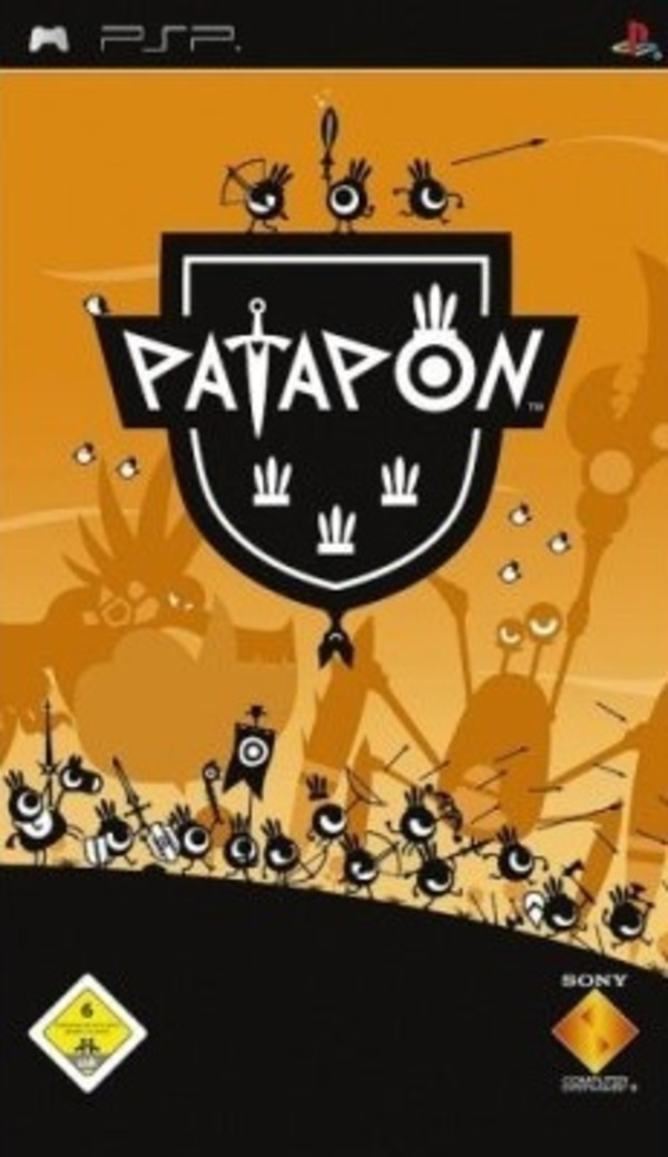 Cover zu Patapon