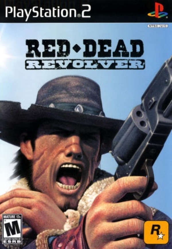 Cover zu Red Dead Revolver