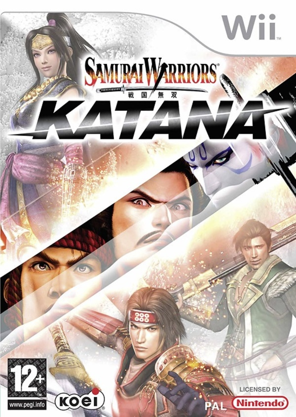 Cover zu Samurai Warriors: KATANA