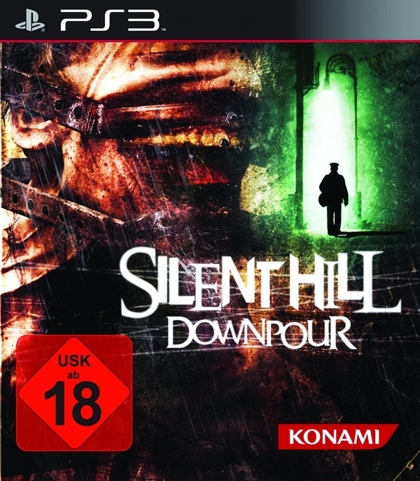 Cover zu Silent Hill: Downpour