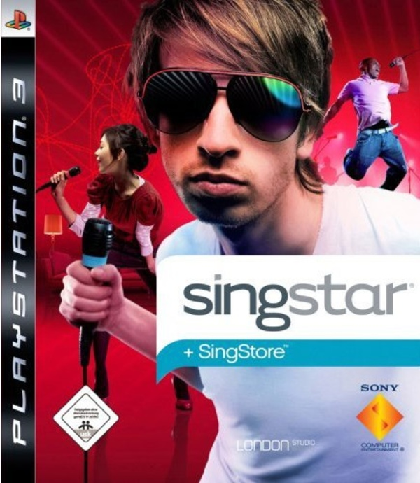 Cover zu SingStar