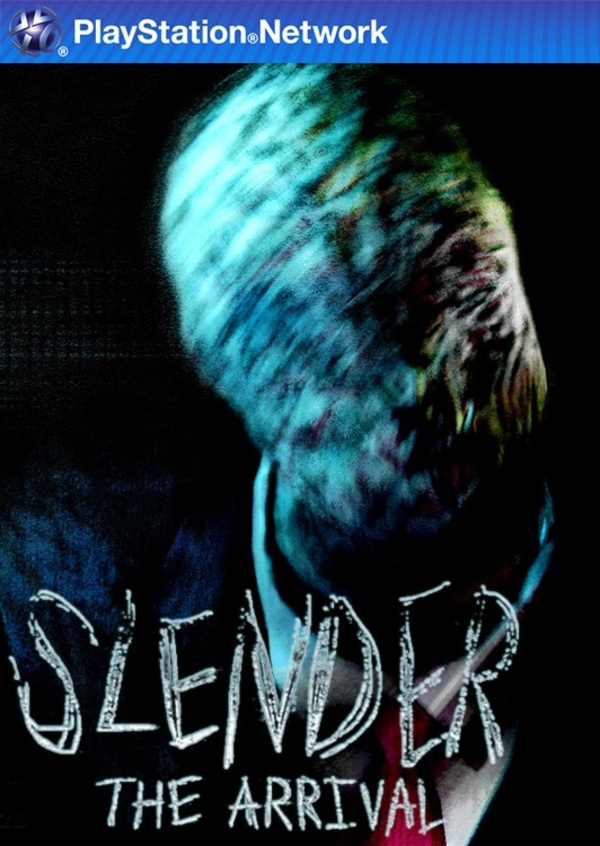 Cover zu Slender: The Arrival