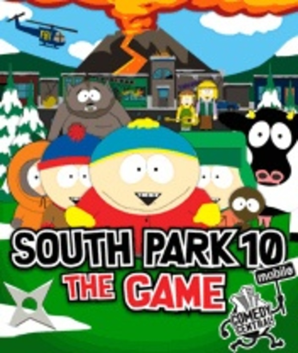 Cover zu South Park 10: The Game