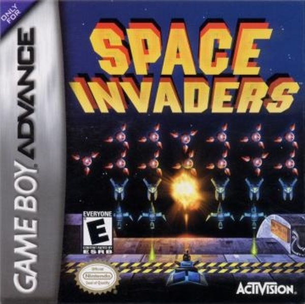 Cover zu Space Invaders