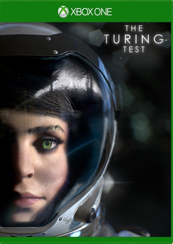 Cover zu The Turing Test