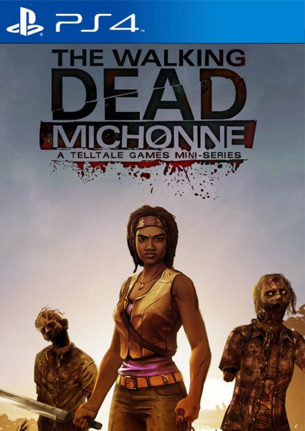 Cover zu The Walking Dead: Michonne
