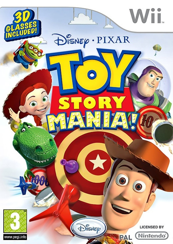 Cover zu Toy Story Mania!