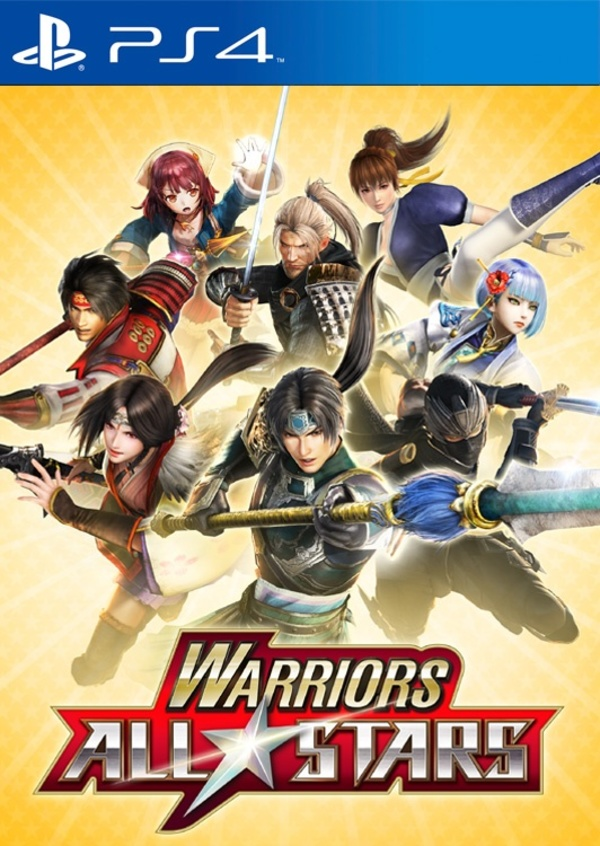 Cover zu Warriors All-Stars