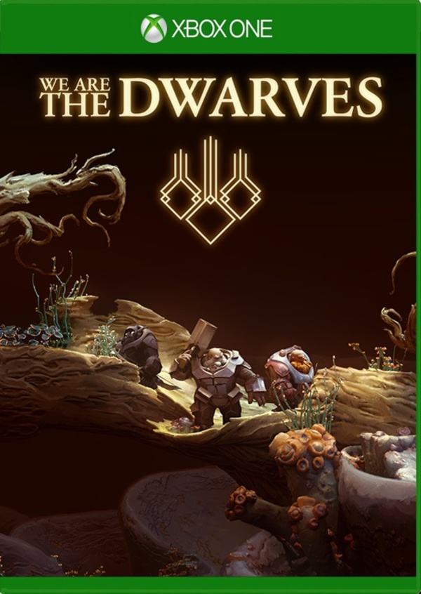 Cover zu We Are The Dwarves