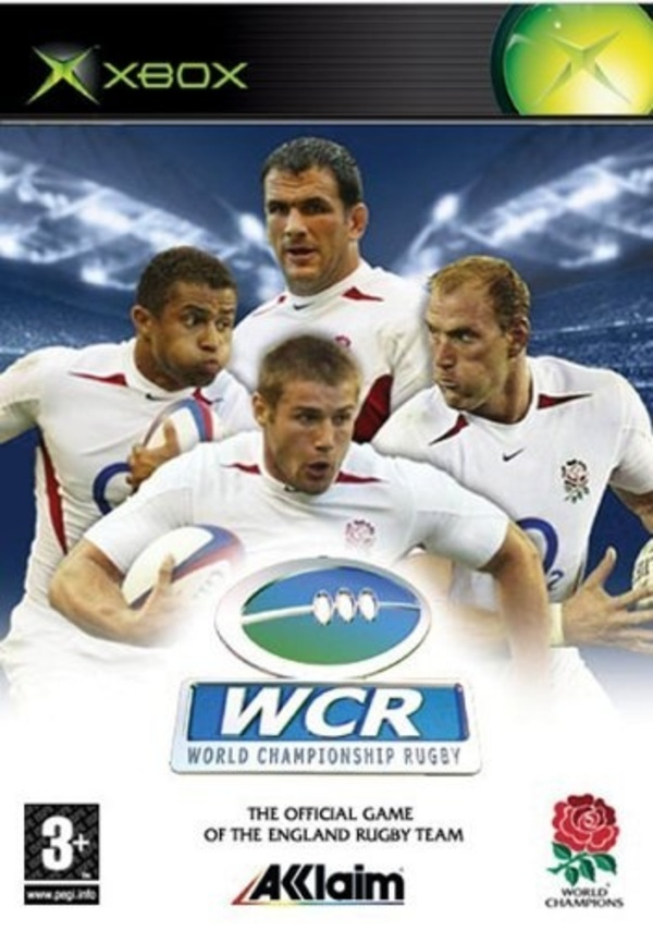 Cover zu World Championship Rugby