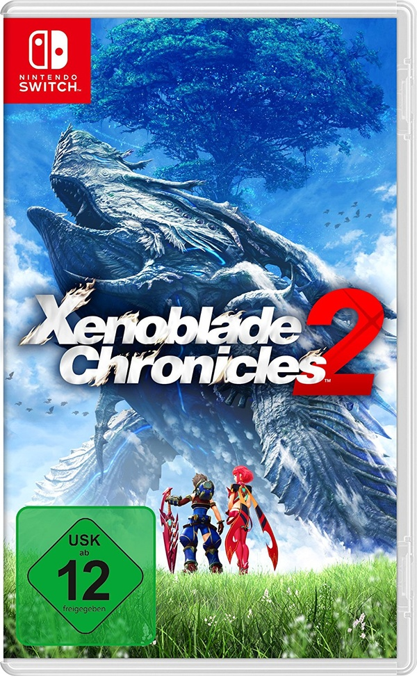 Cover zu Xenoblade Chronicles 2