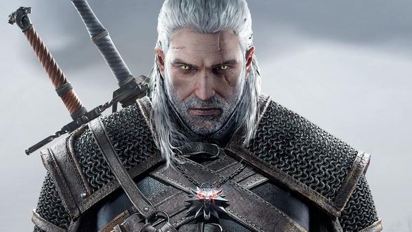 The Witcher 3 - Künstler zeigt Geralt & Yennefer in den 80ern