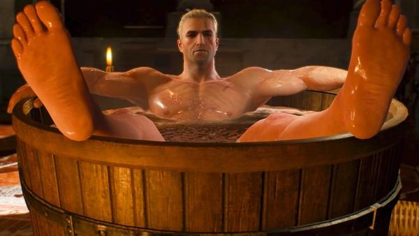 The Witcher - Berühmte Badewanne bekommt Gastauftritt in Netflix-Serie