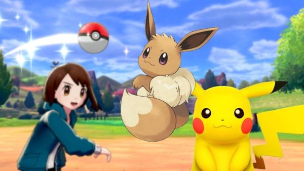 Pokémon Schwert & Schild: Wie ihr Pikachu & Evoli geschenkt bekommt