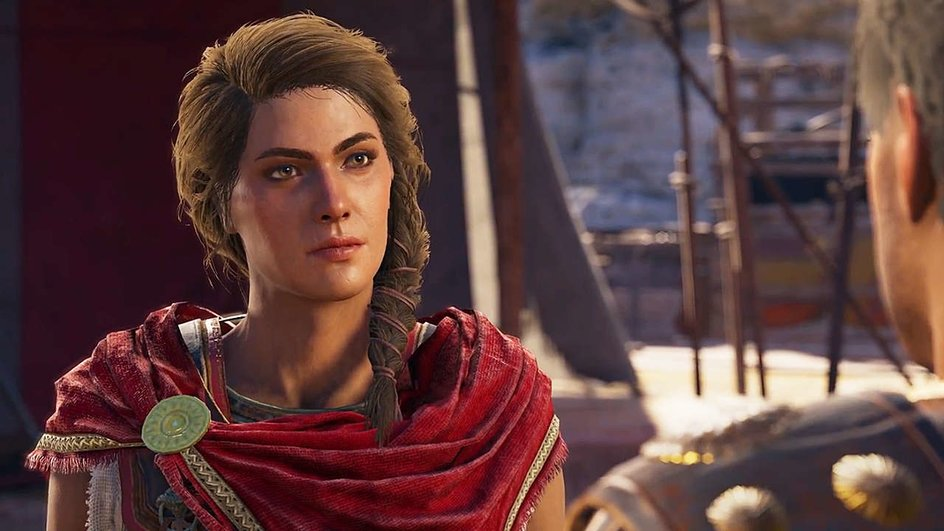 Teaserbild für Assassins Creed Odyssey ist so gut, weil es kein Assassins Creed ist