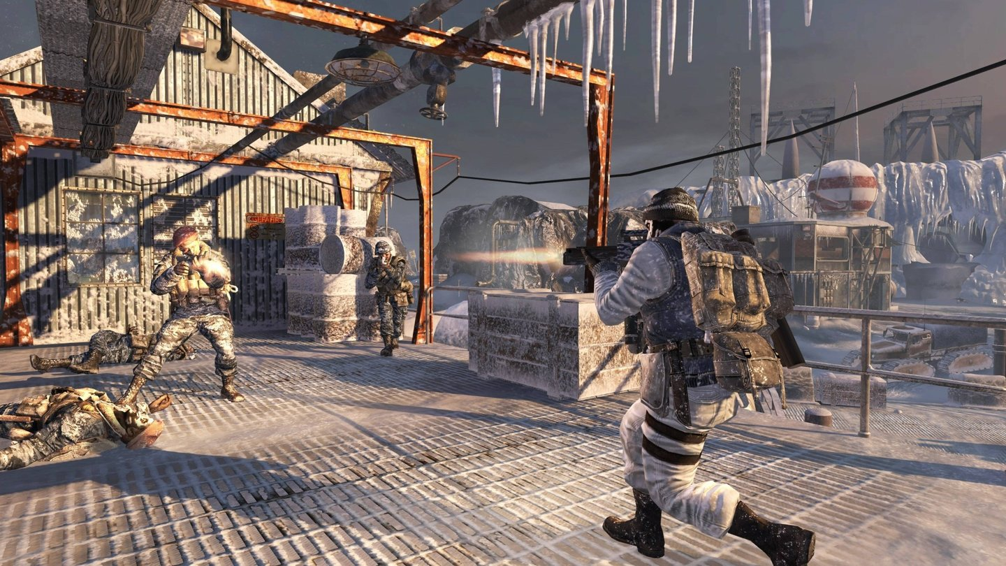 Call of Duty: Black Ops - First Strike-Map Pack nur kompatibel zur Call Of Duty First Strike Map Pack on
