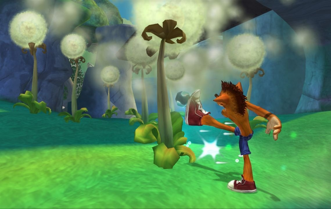 Crash Bandicoot Mind Over Mutant Screenshots Neue Bilder Aus