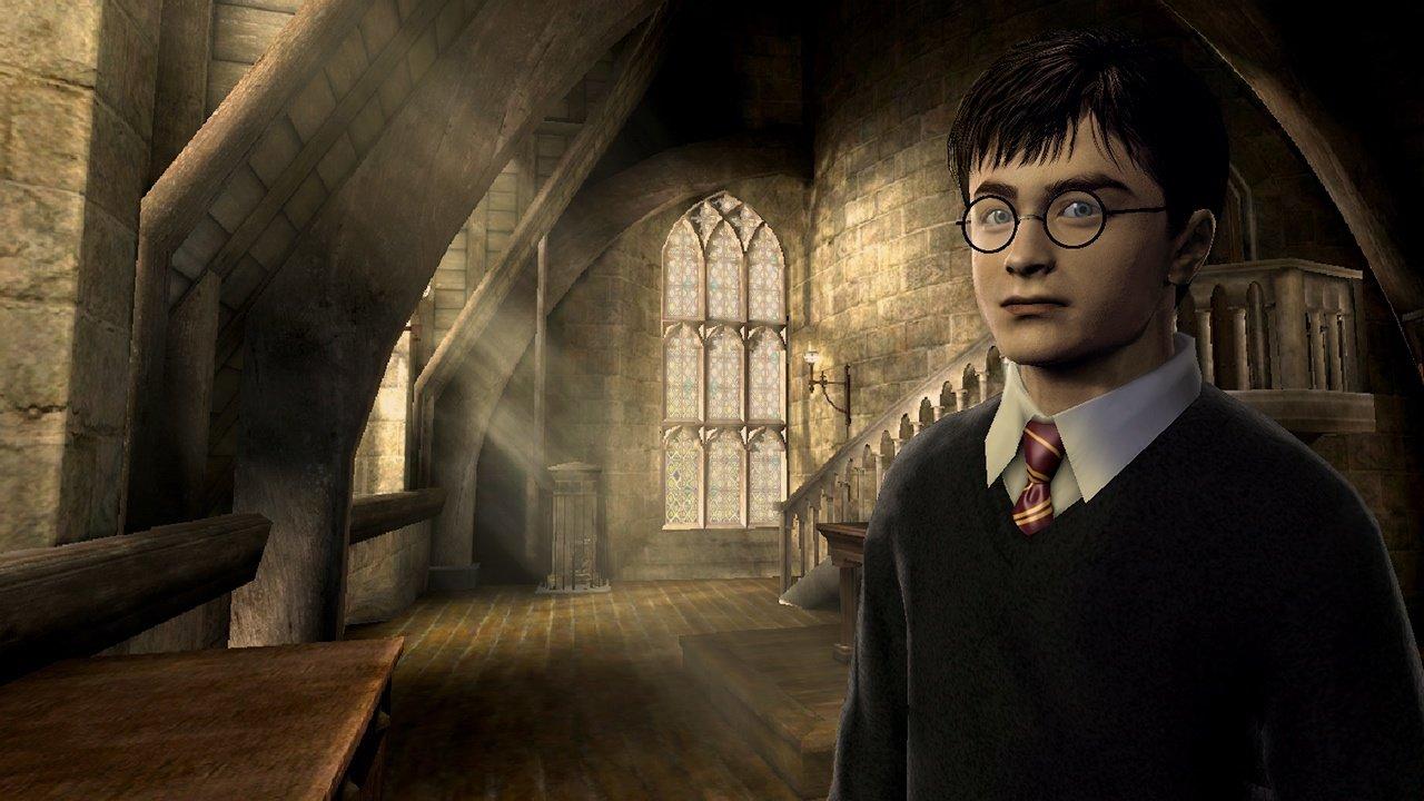 Harry Potter Und Der Orden Des Phonix Electronic Arts Enthullt Termin