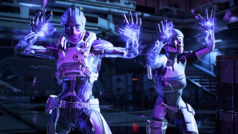 Mass Effect Andromeda Test Ps4 Der Kampf Um Einen Neuanfang
