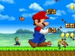 New Super Mario Bros  - 4 Millionen-Marke geknackt