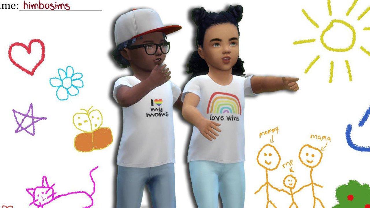 Lesbisch Sims 4 Böse Launen Die Sims