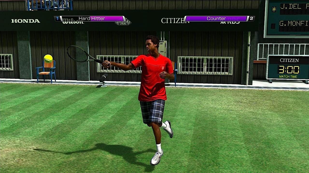 virtua tennis 5
