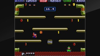 Arcade Archives: Mario Bros.