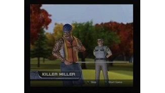 Introducing Killer Miller to the tour
