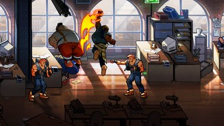 Streets of Rage 4 - Screenshots