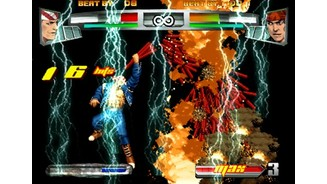 The King of Fighters Neowave PS2 3