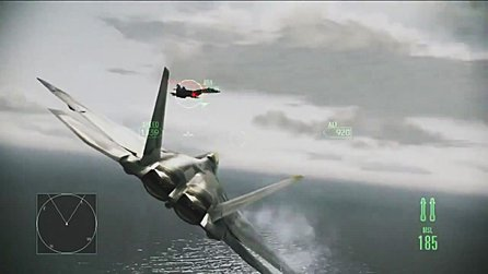 Ace Combat: Assault Horizon - Gameplay-Video zum Kampfjet-Actionspiel