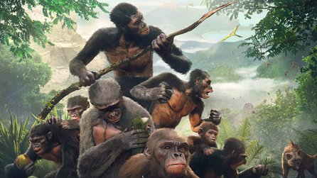 Ancestors: The Humankind Odyssey im Test - Affenzirkus statt Assassinen