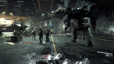 Call of Duty: Infinite Warfare - Acht Minuten Gameplay: Raumkampf, Nahkampf, MW Remastered