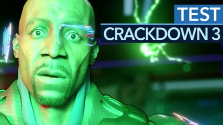 Crackdown 3 - Test-Video zur Open World-Enttäuschung