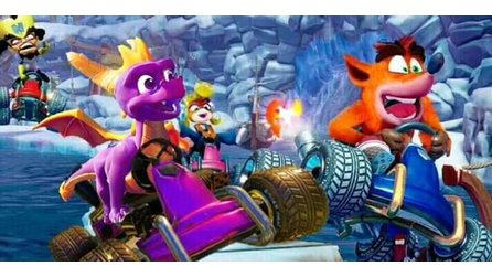 Crash Team Racing - Fans hoffen auf Spyro-Crossover im PS1-Remake